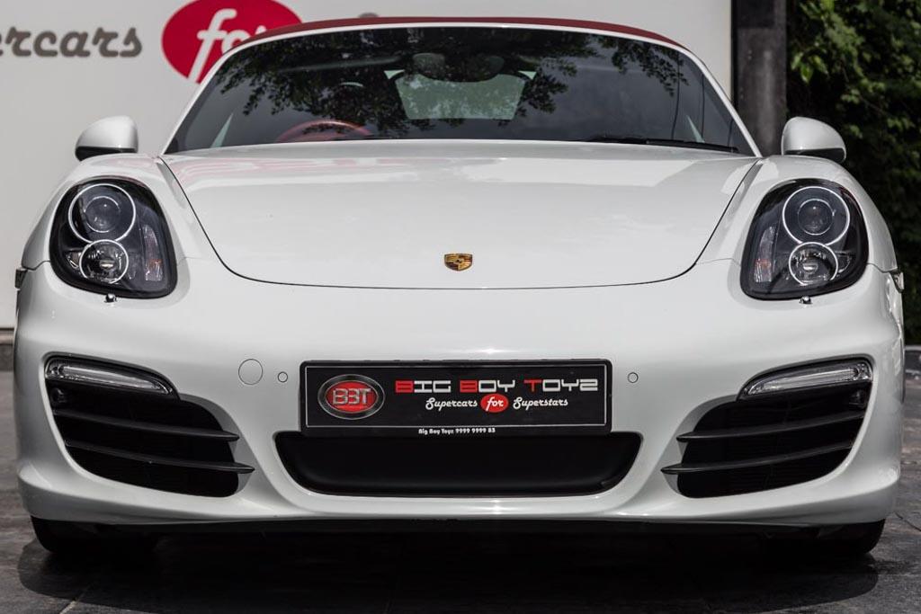2013 Used Porsche Boxster S