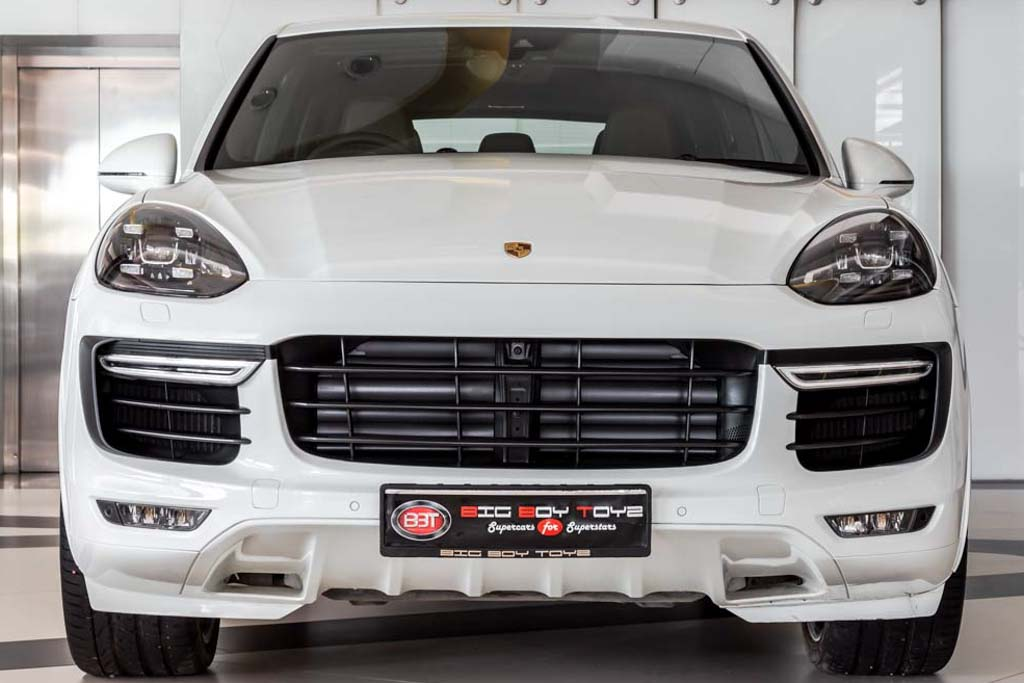 2015 Used Porsche Cayenne Turbo