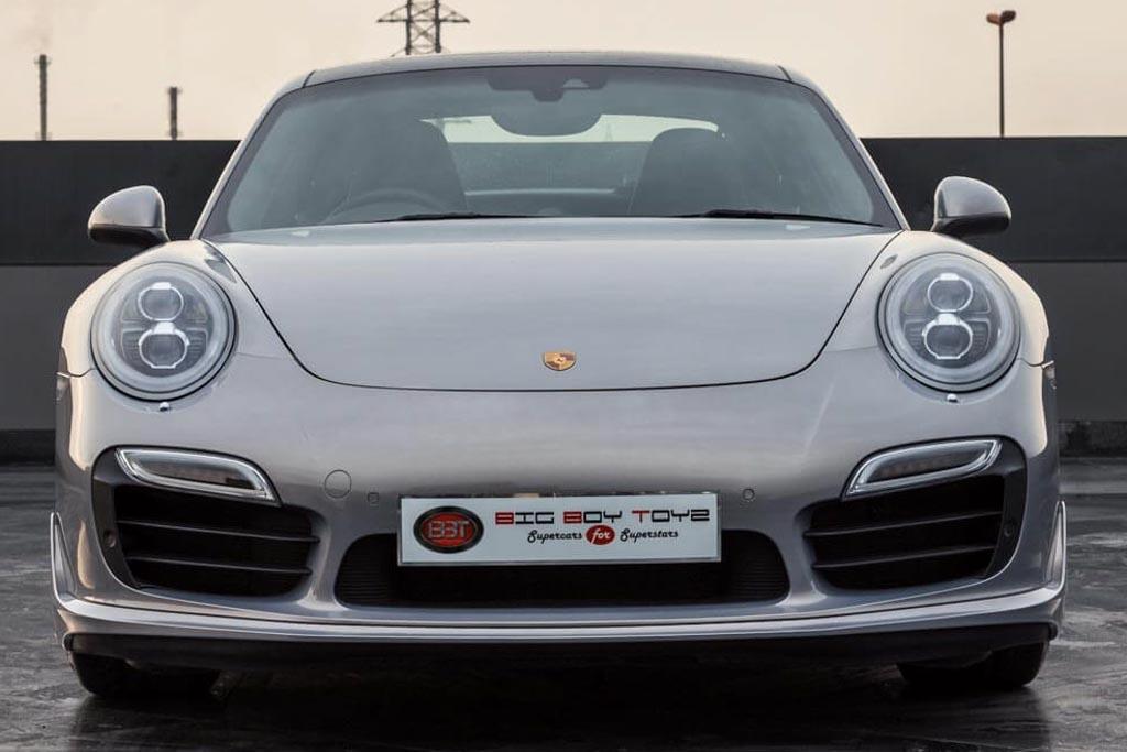 2014 Used Porsche 911 Turbo S