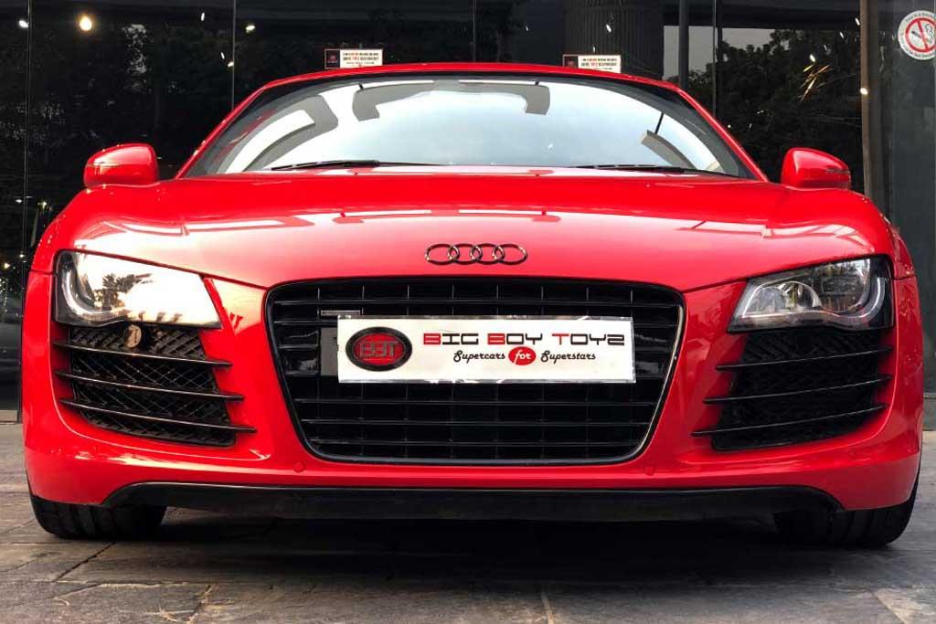 2010 Used Audi R8