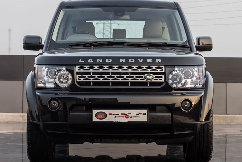 2012 Used Land Rover Discovery 4  SDV6 'HSE'