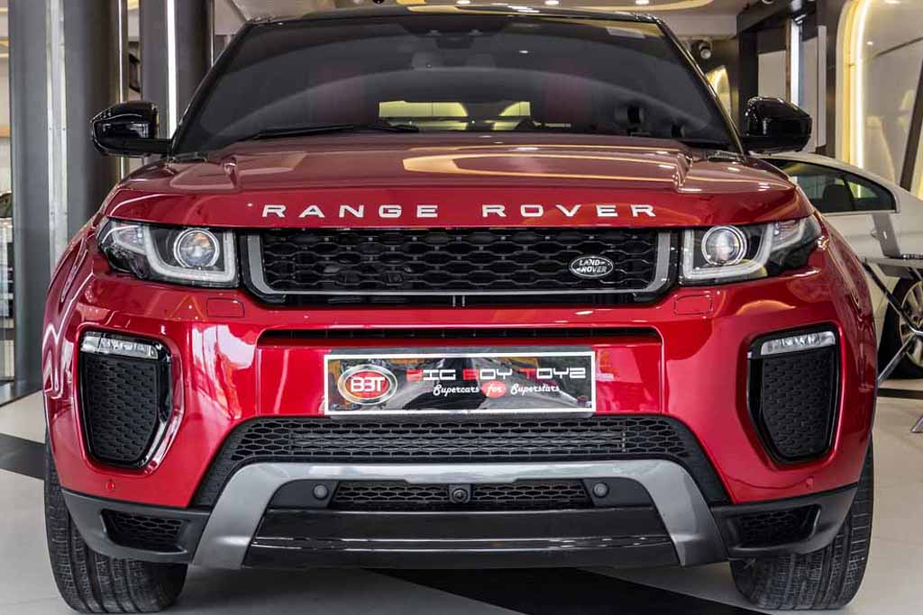 2015 Used Range Rover Evoque HSE 'Dynamic'