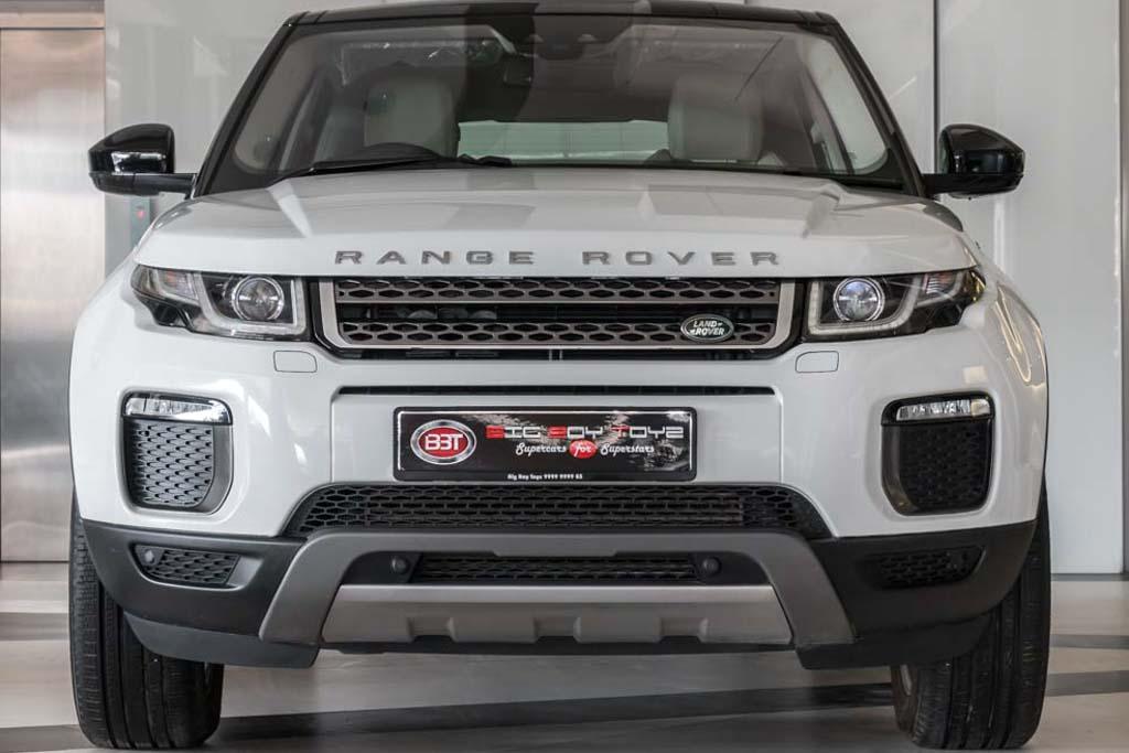 2015 Used Range Rover Evoque HSE