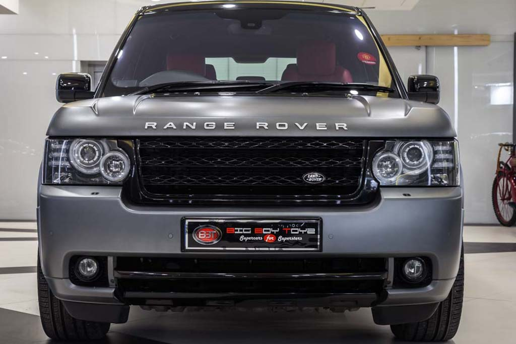 2011 Used Range Rover Vogue SE