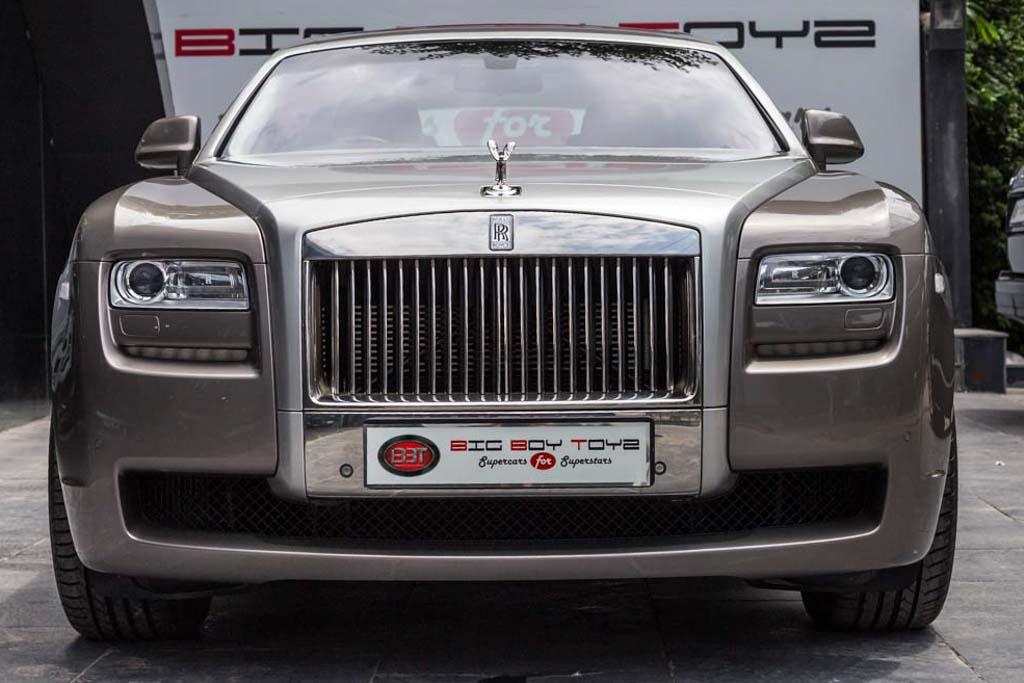 2013 Used Rolls-Royce Ghost