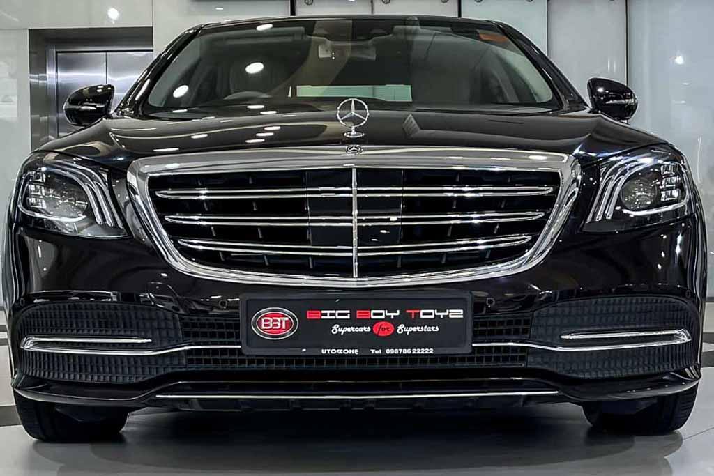 Mercedes Benz S350d
