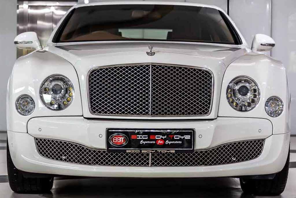 2011 Used Bentley Mulsanne