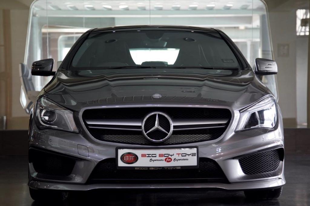 2014 Used Mercedes-Benz CLA 45 AMG