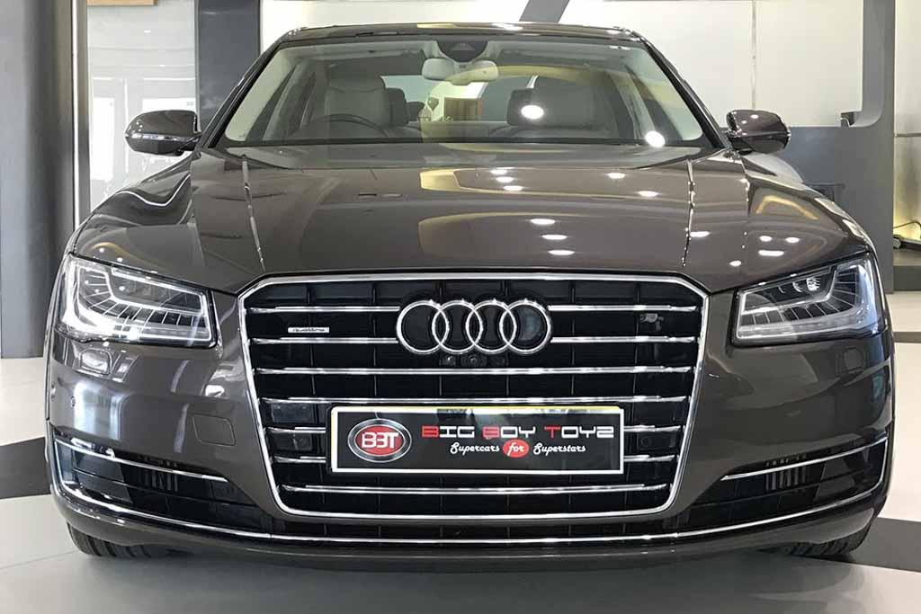2014 Used Audi A8 L
