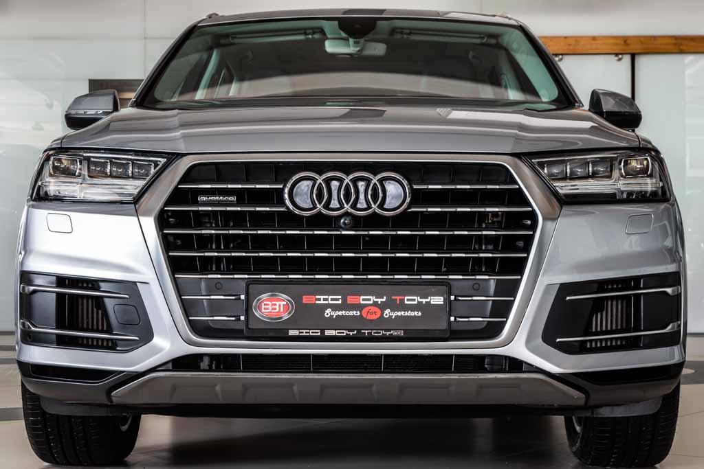 2015 Used Audi Q7 Technology Pack