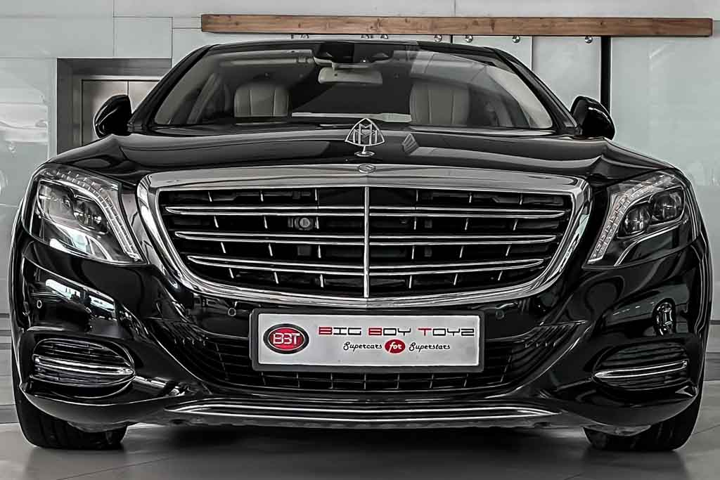 MERCEDES MAYBACH S500