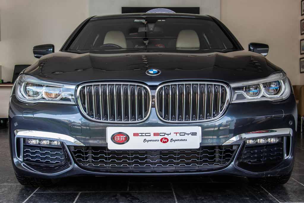 BMW 730LD M SPORT