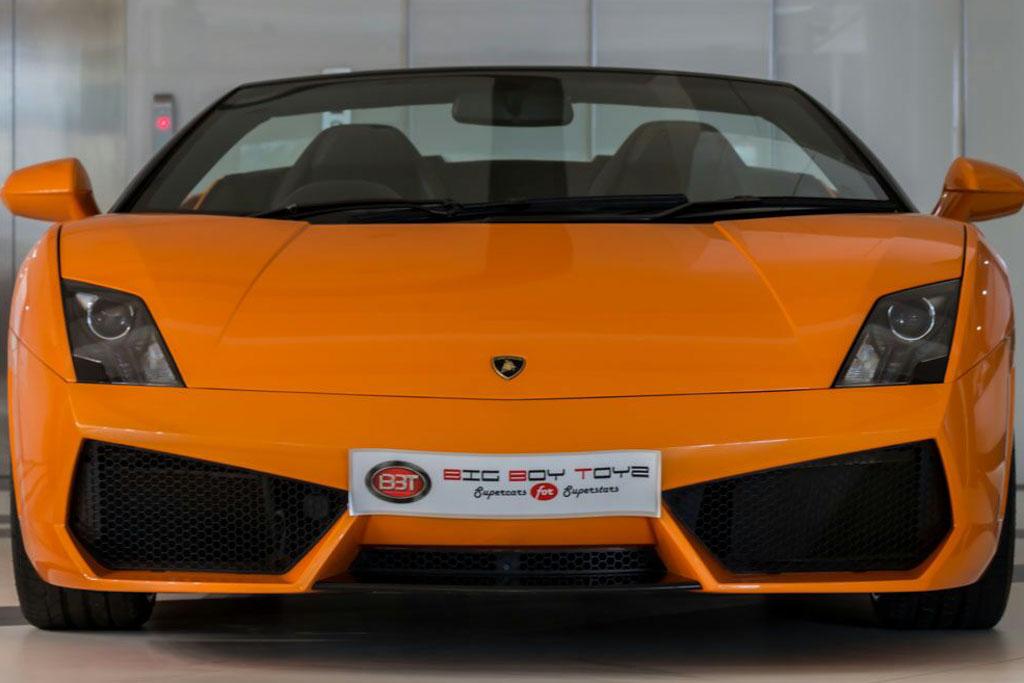 2013 Used Lamborghini Gallardo LP560-4 Spyder