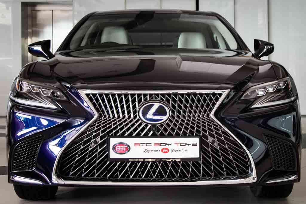 2018 Used Lexus LS 500h Luxury
