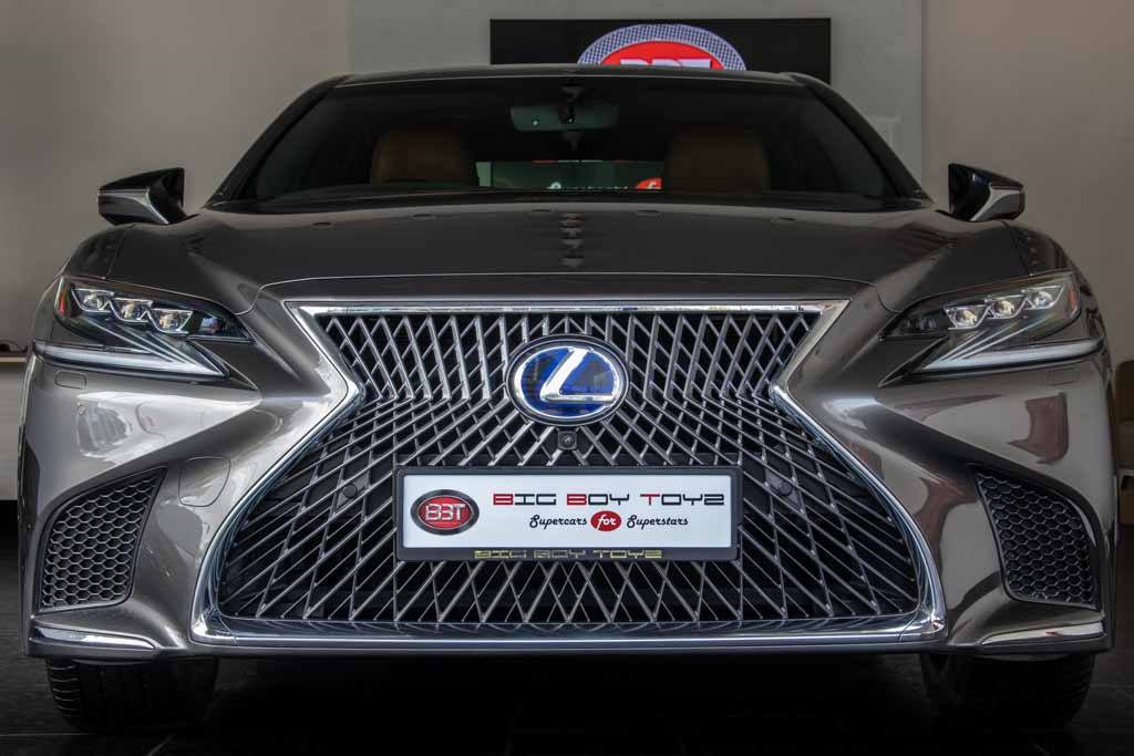 LEXUS LS500h Ultra Luxury