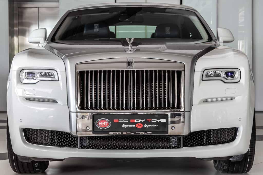 2016 Used Rolls Royce Ghost Series II
