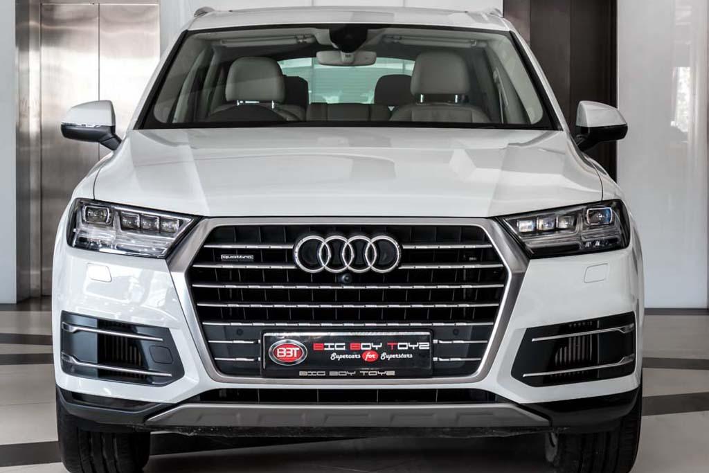 2016 Used Audi Q7 Technology Pack