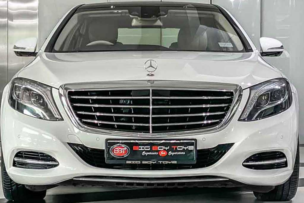 2014 Used Mercedes Benz S500