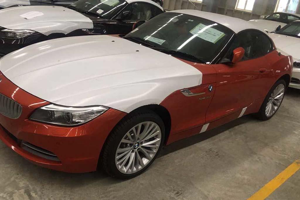 2010 Used BMW Z4 sDrive35i