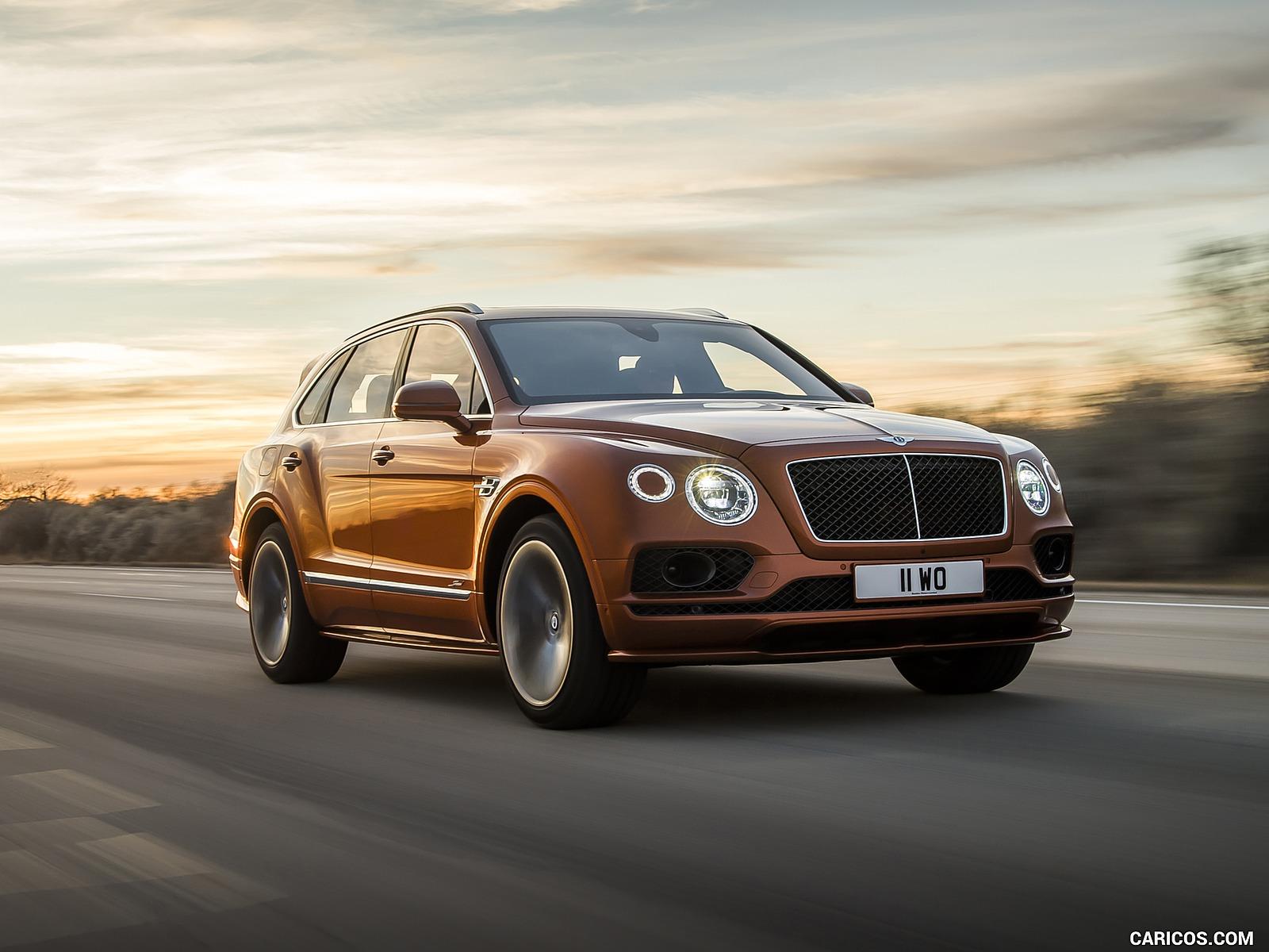 Bentley Bentayga Price In India Images Variant Specs Mileage
