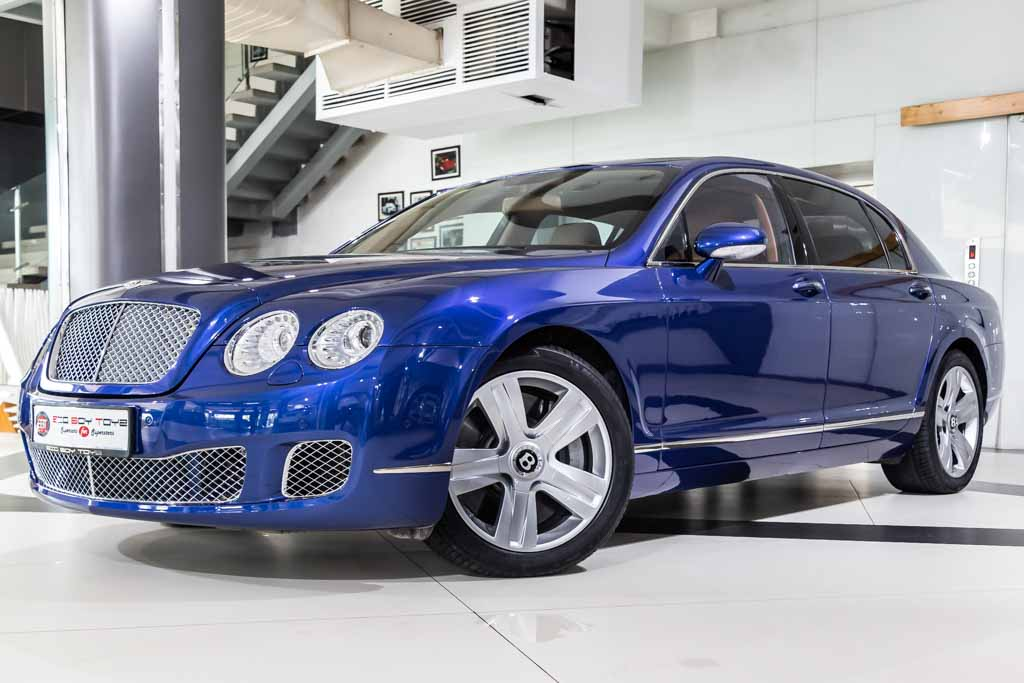 2008-Used-Bentley-Continental-Flying-Spur-Blue-4