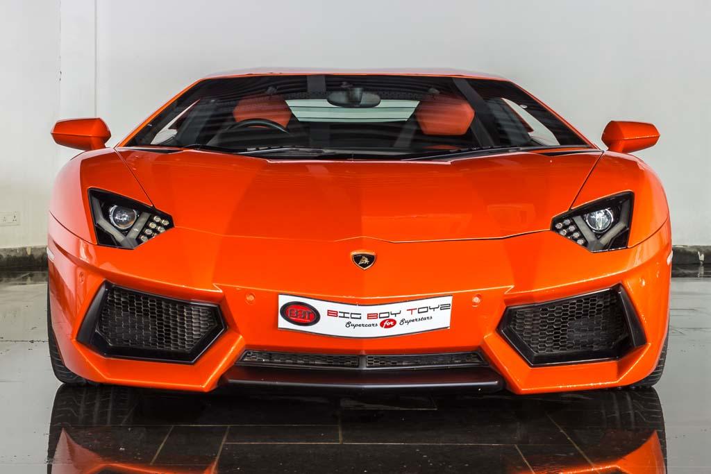 2012 Used Lamborghini Aventador Lp 700 4 For Sale In India 11000 Km Driven Big Boy Toyz