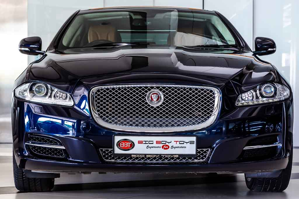 2014-Used-Jaguar-XJL-Portfoliou2019-Blue-with-Tan-Int-1