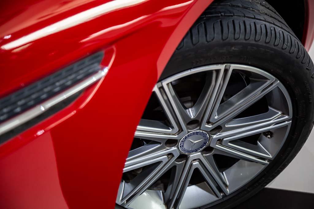 2015-Used-Mercedes-SLK-350-Red-8