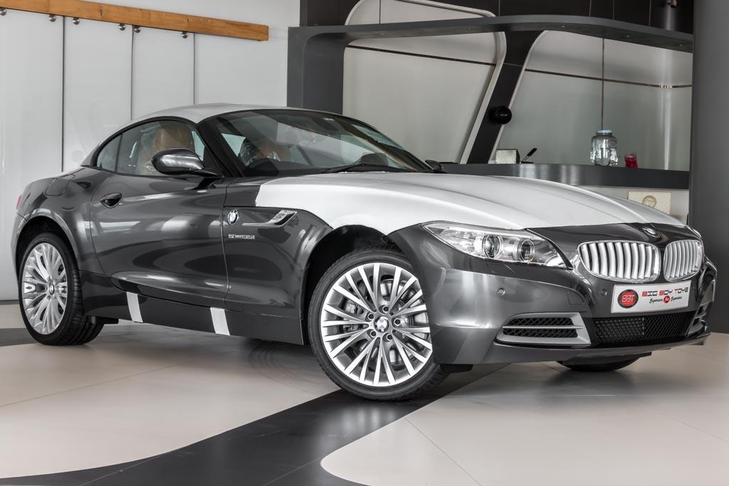 2016-BMW-Z4-sDrive35i-Grey-2