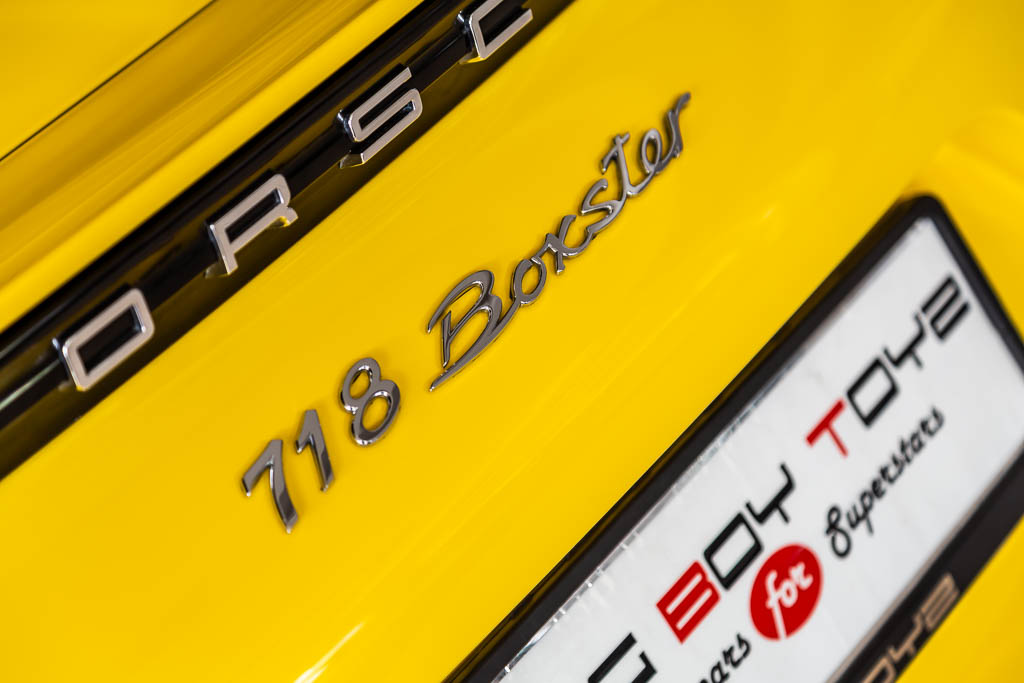 2016-Used-Porsche-718-Boxster-Yellow-22