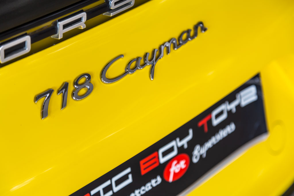 2017-Used-Porsche-718-Cayman-Yellow-21