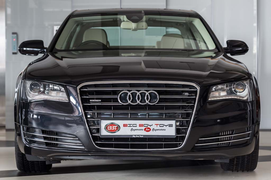 Audi-A8L-'Business-Edition'-Black-1