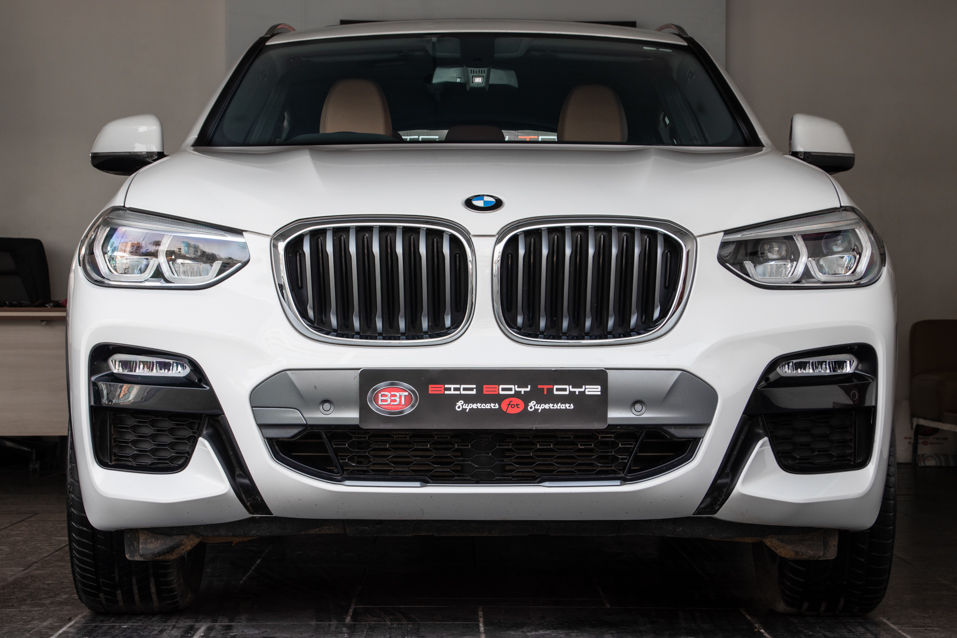 BMW-X4-White-front-(1-of-1)