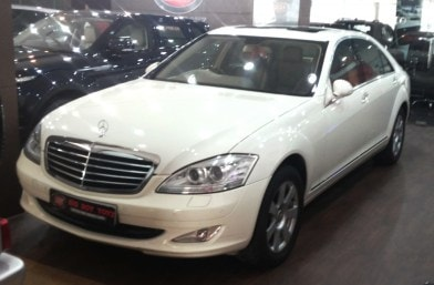 2008 Used Mercedes-Benz S320 CDI