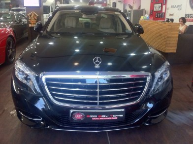 2014 Used Mercedes-Benz S500 'Launch Edition'