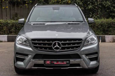 2012 Used Mercedes-Benz ML350 CDI 4Matic 'Launch Edition'