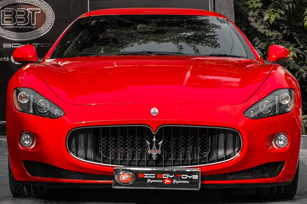 2011 Used Maserati GranTurismoS