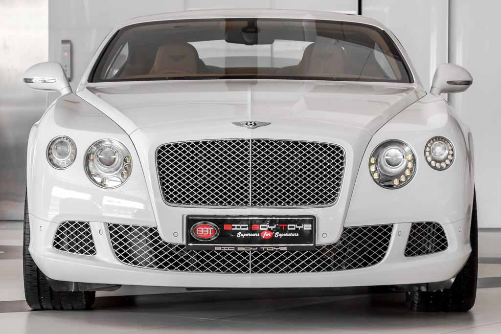 2012 Used Bentley Continental GT W12