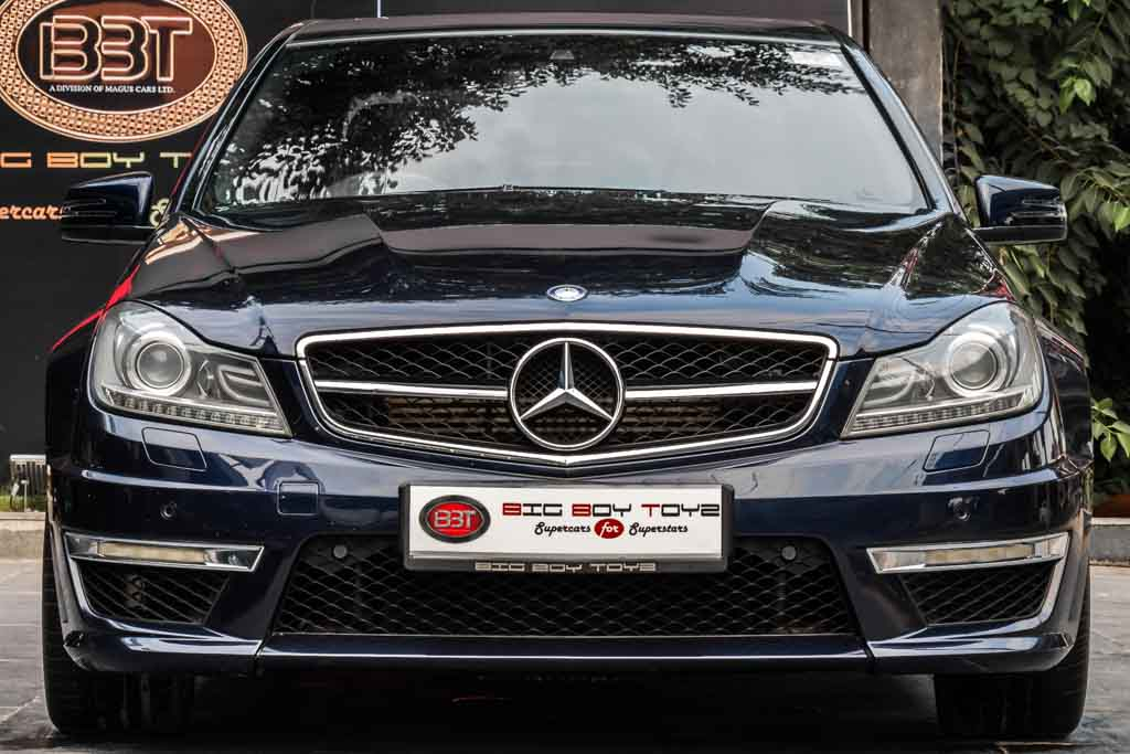 2012 Used Mercedes Benz C63 amg