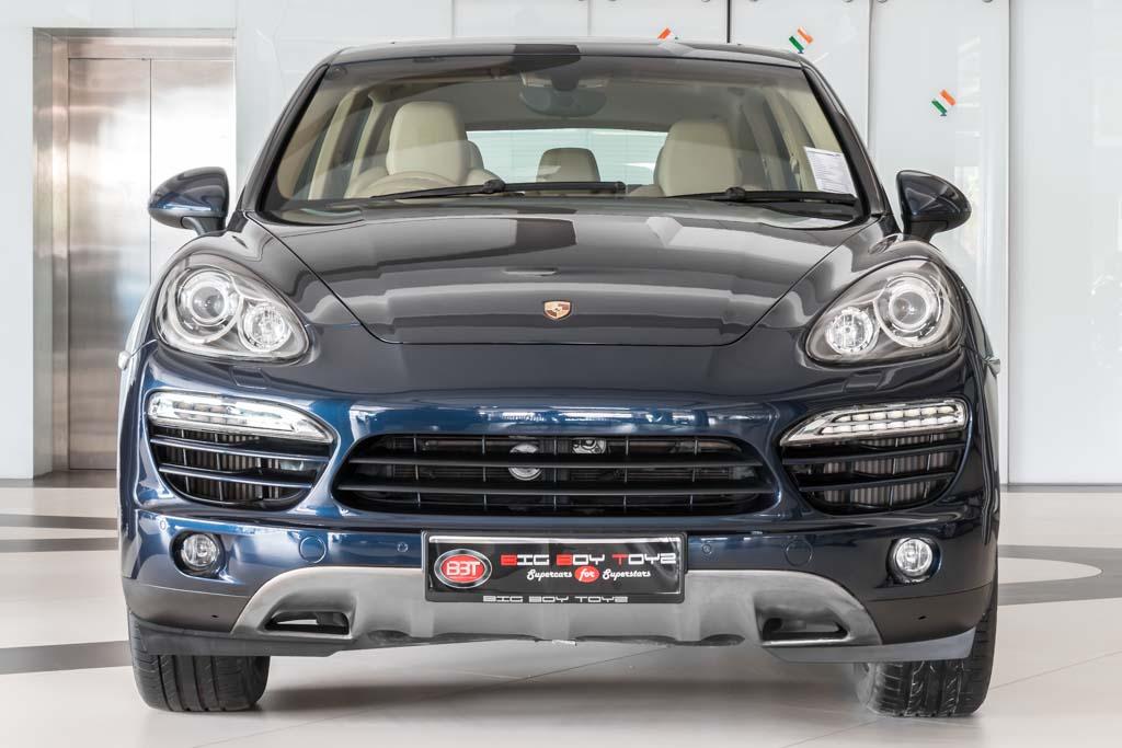 2012 Used Porsche Cayenne Diesel