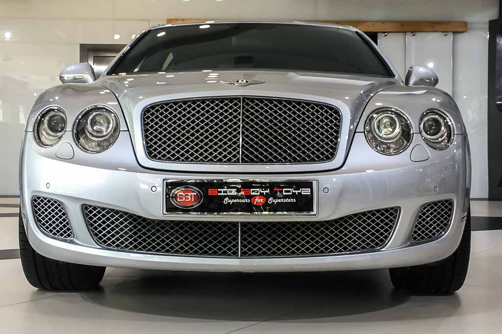 2012 Used Bentley Continental Flying Spur