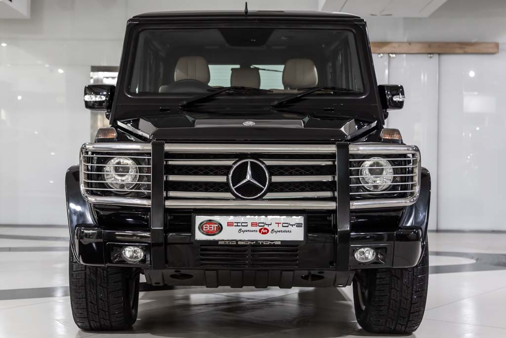 2012 Used Mercedes-Benz G55 AMG