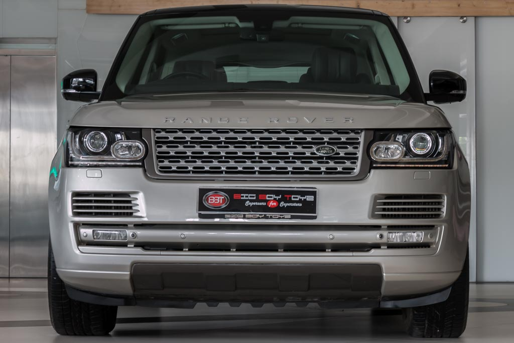2013 Used Range Rover Vogue
