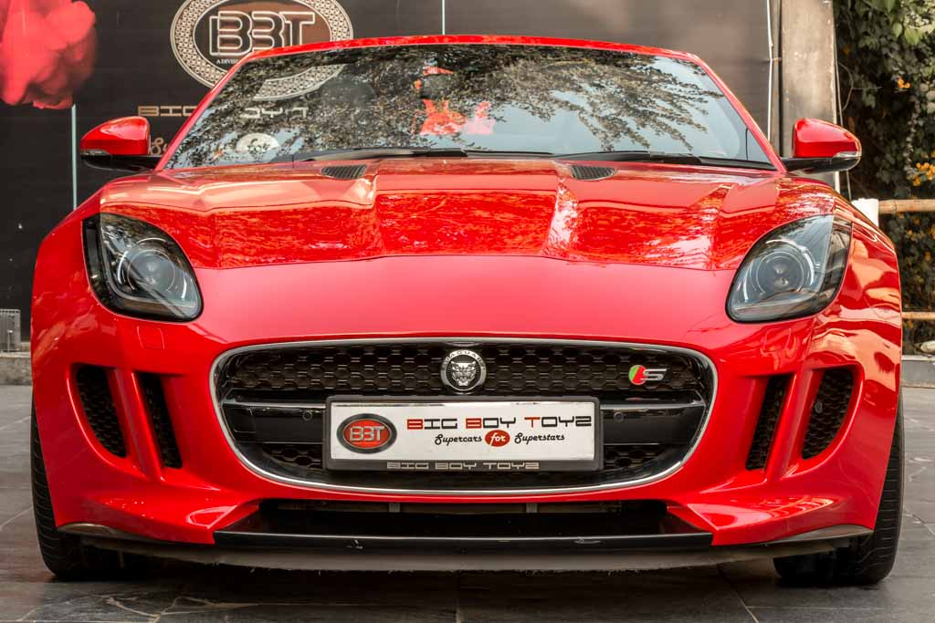 2014 Used Jaguar F-Type S