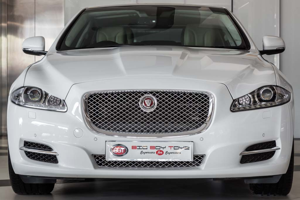 2015 Used Jaguar XJL
