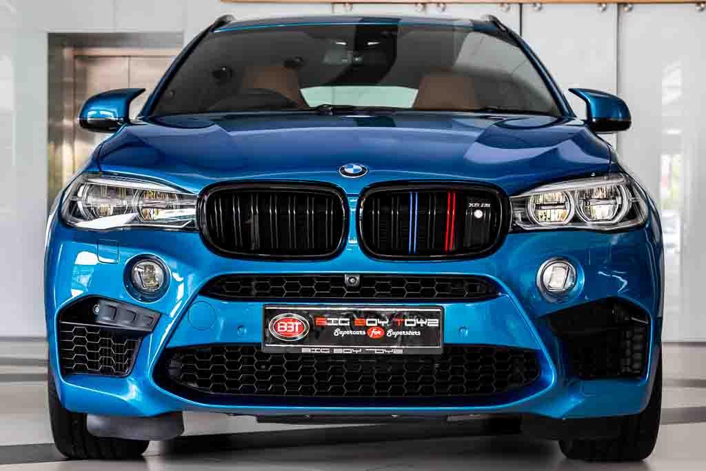 2015 Used BMW X6 M