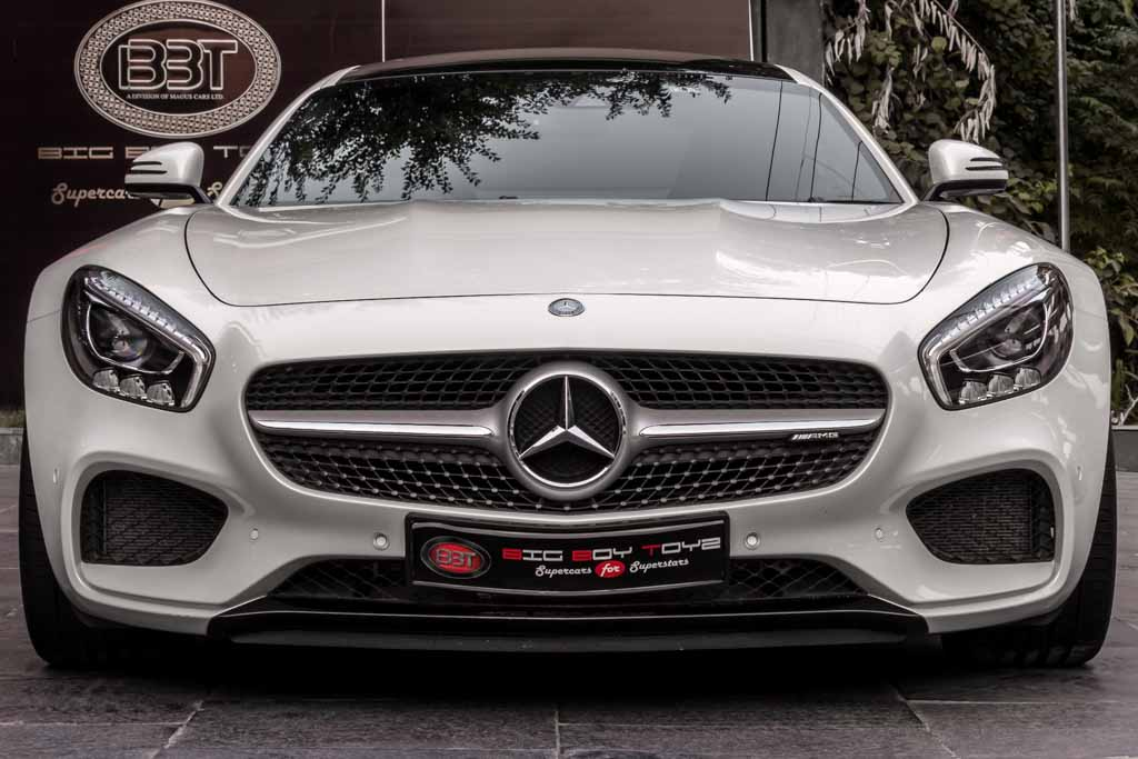 2016 Used Mercedes Benz AMG GTS