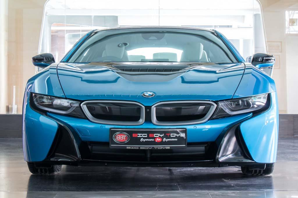 2016 Used BMW I8