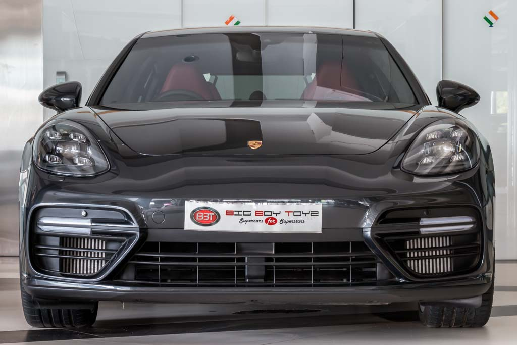 2017 Used Porsche Panamera Turbo