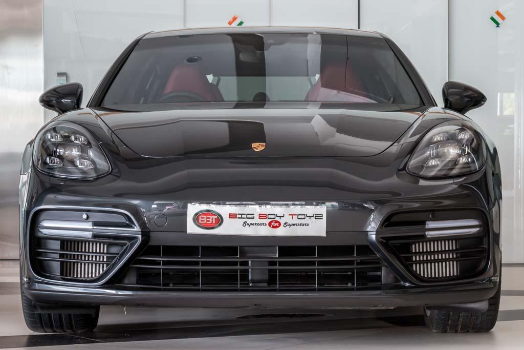 2017 Used Porsche Panamera Turbo
